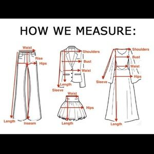 We measure to ensure clarity & accuracy